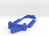 1/32 MRRC Porsche 910 Chassis for Slot.it pod 3d printed