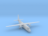 1/500 Fokker F27 Friendship 3d printed