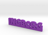 INGBORG Lucky 3d printed