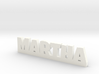 MARTHA Lucky 3d printed