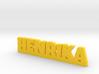 HENRIKA Lucky 3d printed
