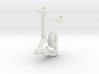 Seaking Tail Wheel Century - 3d printed