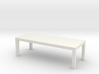 Table Solid 1-100 300x120x90 Cm 3d printed