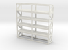 Industrial Shelf 5x5m scale 1-100 3d printed