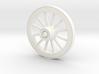 Wagonwheel HD 51in-45-01 3d printed