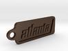 Atlanta, Georgia Keychain 3d printed