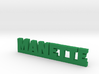 MANETTE Lucky 3d printed