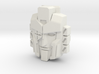 Perceptor, IDW Face (Titans Return) 3d printed