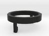 2W 28mm Bass Speaker cap for Korbanth DV6 3d printed