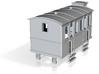 Augerd-HOe-wagon02 3d printed