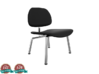 Miniature Eames LCM -  Leather - Charles Eames 3d printed 1:12 Eames LCM - Charles Eames