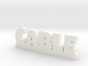 CABLE Lucky 3d printed