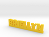BRIELLYN Lucky 3d printed