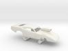 1/12 69 Daytona Pro Mod Smooth Door W Scoop 3d printed
