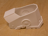 Iron Man Boot (Heel with sole) Part 1 of 4 3d printed Actual 3D print using the Strong & Flexible Plastic