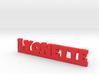 LYONETTE Lucky 3d printed