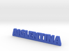 AIGLENTINA Lucky 3d printed