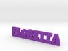 FLORETTA Lucky 3d printed