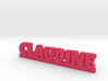 CLAUDINE Lucky 3d printed