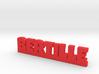 BERTILLE Lucky 3d printed