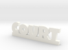 COURT Lucky 3d printed