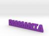 DIAMANTA Lucky 3d printed