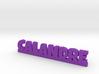 CALANDRE Lucky 3d printed