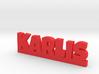 KARLIS Lucky 3d printed
