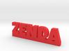 ZENDA Lucky 3d printed