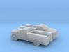 1/160 2X  2016/17 Chevrolet Silverado Single/Utili 3d printed