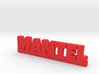 MANTEL Lucky 3d printed