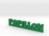 PAPILLON Lucky 3d printed