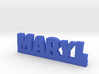 MARYL Lucky 3d printed