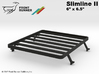 FR10018 SR5 Slimline II Bed Rack 6.0 x 6.5 3d printed This is the part you will receive.