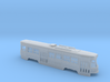 HO Scale CLRV Double-Ended Version Body Shell 3d printed