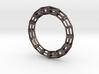 Mechanical aro pendant 3d printed