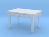 TT Kitchen Table - 1:120 3d printed