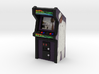 Deadly Games Arcade Game, 35mm Scale 3d printed