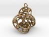 Trefoil-Parametrisch-03 3d printed