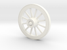 Wagonwheel HD 51in-18-01 3d printed
