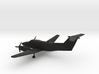 Beechcraft Super King Air 200 3d printed