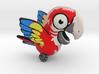 Breedingkit Scarlet Macaw 3d printed
