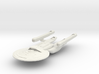 Yamato Class Refit VI  Battleship 3d printed