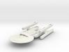 Yamato Class Refit VII  Battleship 3d printed