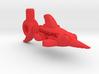 BMOG Splashpoint (ichthyosaurus/ray pistol) 3d printed