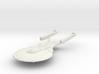 Windrunner Class Refit  BattleCruiser 3d printed