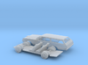 1/87 1971/72 Ford Country Squier Wagon Kit 3d printed