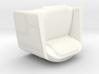 Aero style chair 3d printed