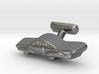 The famous Autodrop Cadillacs Cufflinks 3d printed