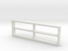 Window, 118in X 40in, 4 Panes 3d printed